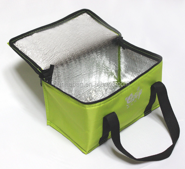 Aluminum Foil EPE foam Insulated Cooler Bag for Food,Lunch Bag