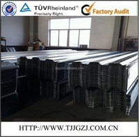 galvanzied steel decking sheet YX51-305-915/metal building material