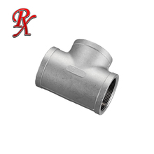 High Quality CMM Checking Resin Sand Casting Ductile Iron Pipe Fittings