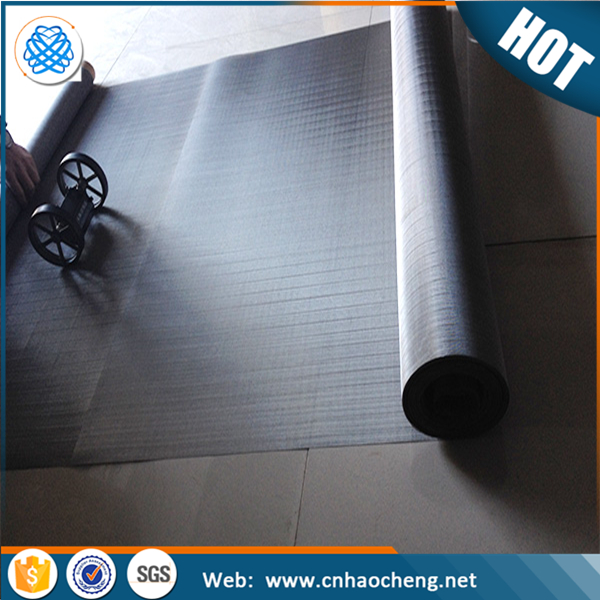 Trade assurance AISI410 430 magnetic stainless steel woven mesh /filter clothing