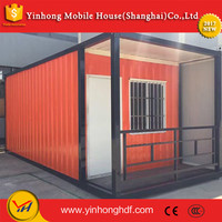 2 storey flat pack sandwish panel movable shelter for classrooms, hotel, villa, carport, etc