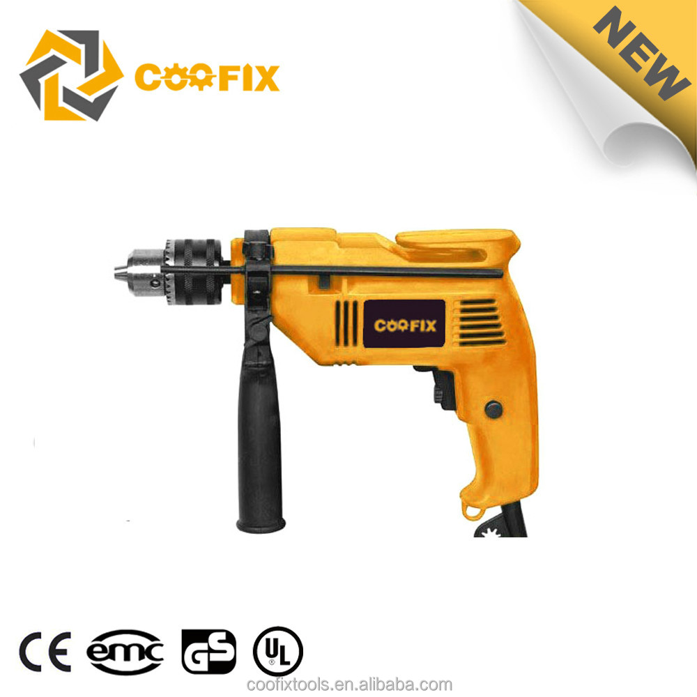 CF7135 concrete tools stone drilling machine dc impact drill