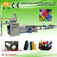 BEST SELLING POLYTHENE FOAM AIR CONDITIONING PIPES PROCESSING MACHINE