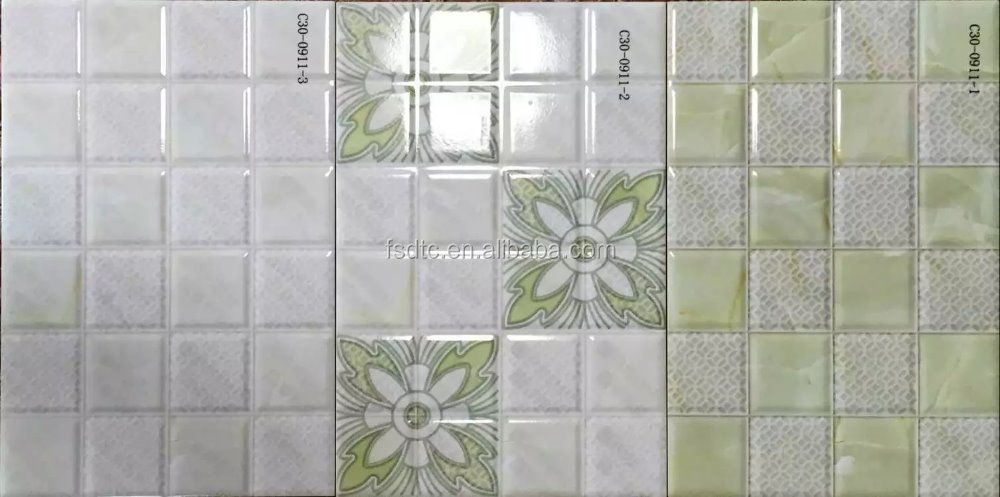 factory washroom tile