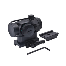 Hot selling low power consumption for long battery life red dot & laser scope reflesx sight scope