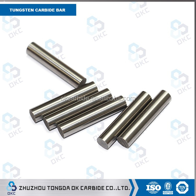 Good Performance <strong>K10</strong>/K20/K30/K40 Tungsten Carbide Rods For <strong>Drilling</strong>