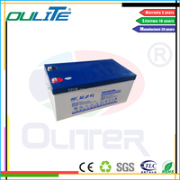 Wholesale price!Solar Energy Storage Battery 12V 250AH for South Africa