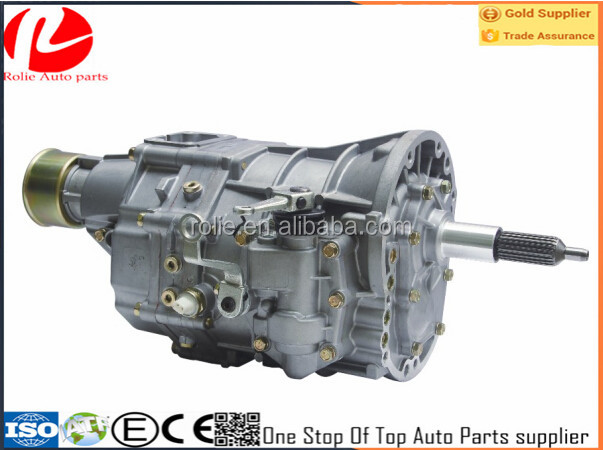 TOYOTA hiace old model transmission assembly 5L gear box transmission