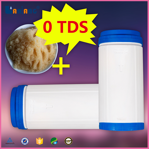 Reverse Osmosis System use di filter cartridge for deionized water machine