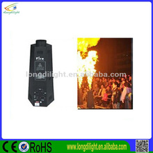 Six corner 200w fire flame machine for show