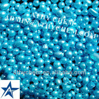 2-4mm Car Air Freshener Silica Gel Blue Air Deodorizer