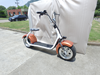 citycoco/seev 60v high speed electric scooter