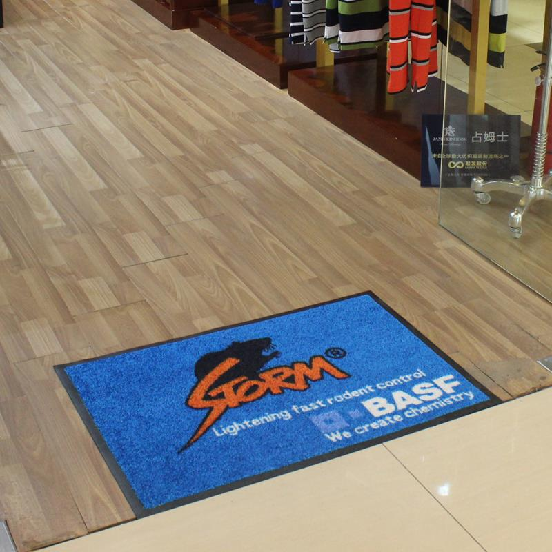 Colorful Custom Refrigerator Floor Mat