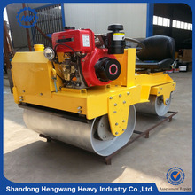High linear loads and amplitudes small sakai used pedestrian vibratory road roller