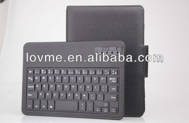 "For Amazon Kindle Fire HD 8.9"" Wireless Bluetooth Keyboard Leather Case Cover"