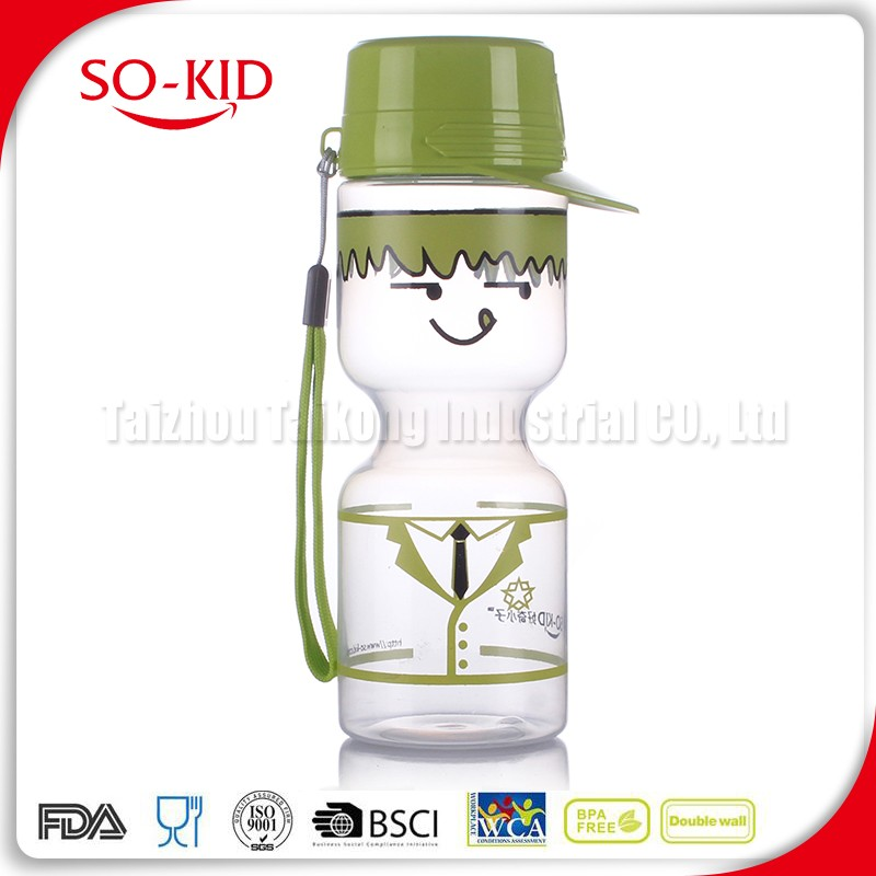 Portable Supply Best Quality 5 Gallon Plastic Drinking Bottle