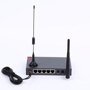 3g 4g wifi router for buses with dual wireless sim card slot 4 Lan ethernet port H50 series