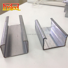 allibaba.com china supplier gi steel c channel