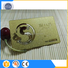 Mirror effect glossy surface pvc card authenticity warranty card with hologram