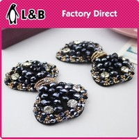 2015 High Quality Bowknotwith Beads Shoe