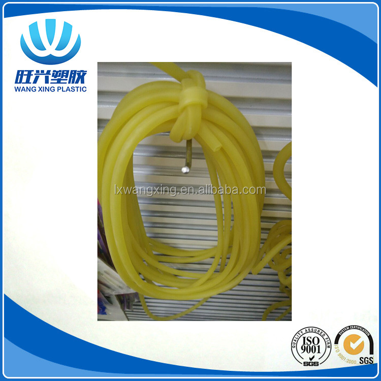 Manufacturer Custom Expandable Natural Elastic Rubber Tube