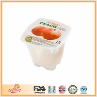 Best Selling Taiwan Snacks Nata de Coco Pudding Taiwan Yogurt Jelly