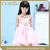 Elegant children wedding dress school girls without dress with elegant design
