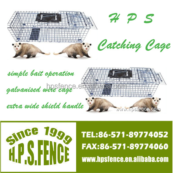 2014 Hot Sale Large Live Catch Fox Trap Cage in Australia