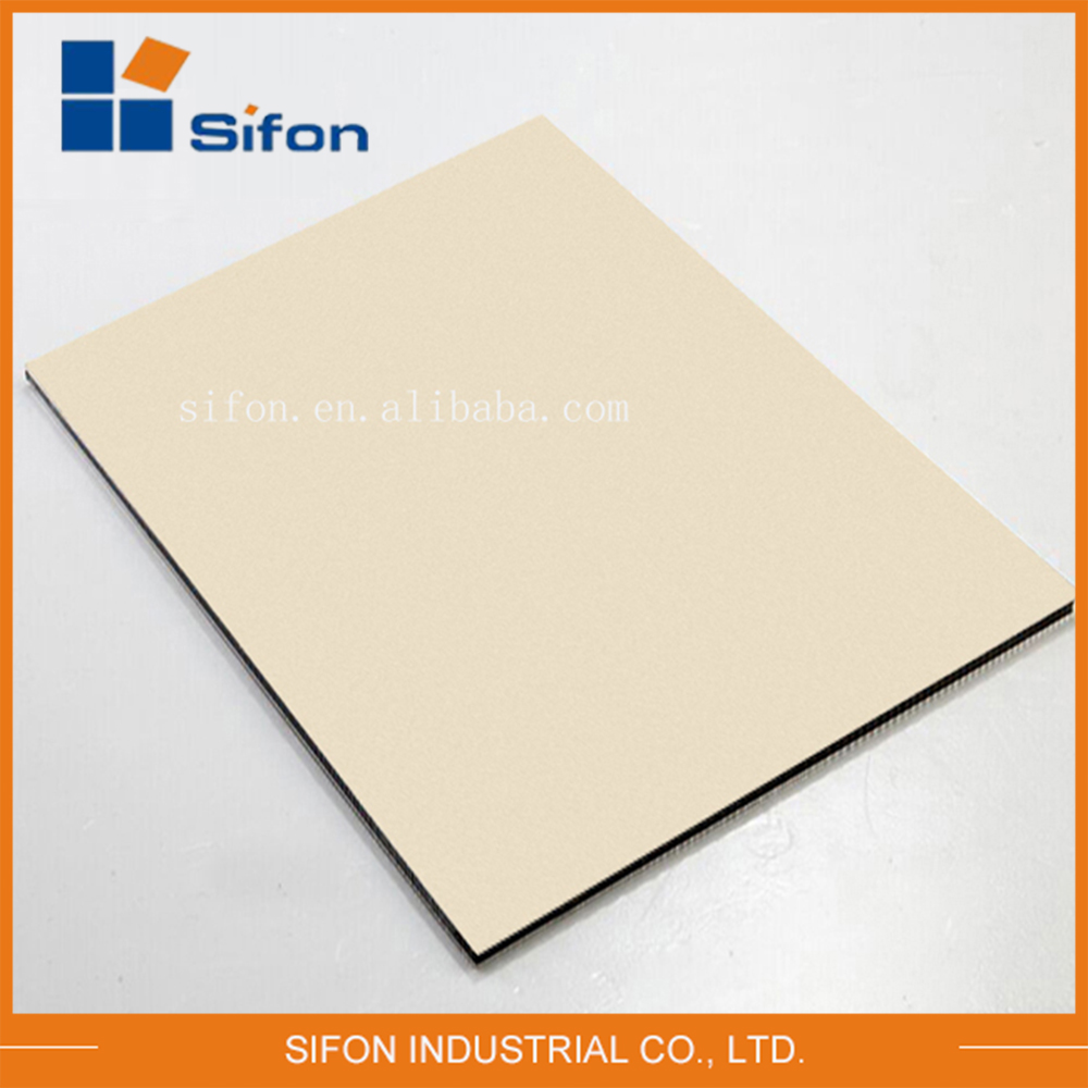 Aluminum Composite Panel Curtain Wall , Double-Skinned Curtain Wall Panelling Facade