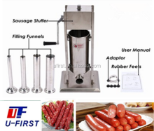 Low cost high quality used sausage stuffer price