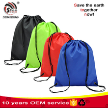 polyester nylon drawstring bag, cotton canvas drawstring bag, commercial hotel and travelling drawstring laundry bag