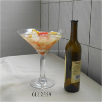 1300ml extra large glass martini glass vase