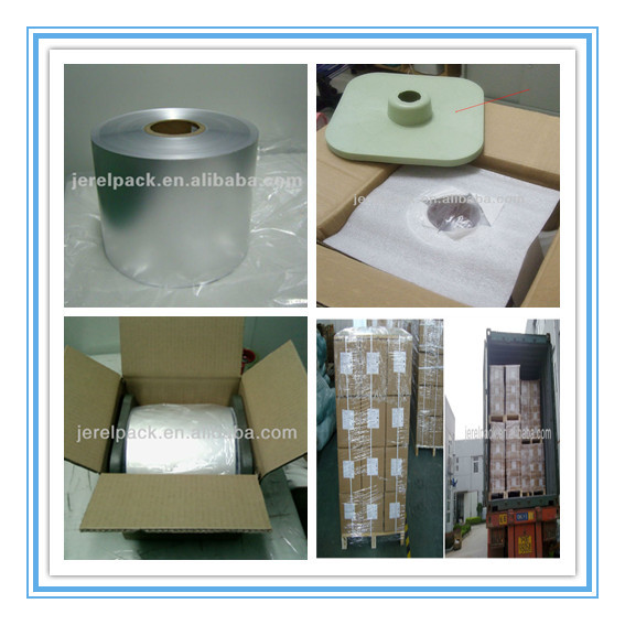 pharmaceutical packaging material used for pills and capsules