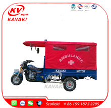 200CC Enclosed 3 Wheel Motorcycle for Ambulance