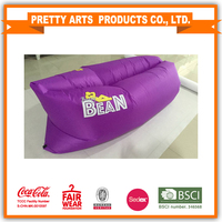 SMITA SEDEX piller 4 original factory Inflatable Outdoor Air Sleep Sofa Couch for wholesale
