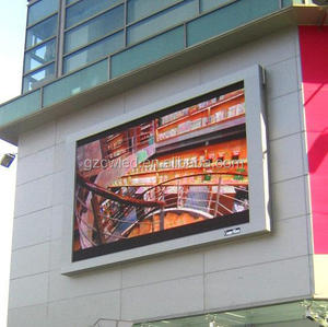 High quality P20 Outdoor 2R1G1B LED Display screen