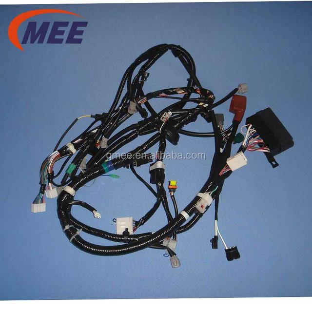 5 pin connector wire harness_Yuanwenjun.com