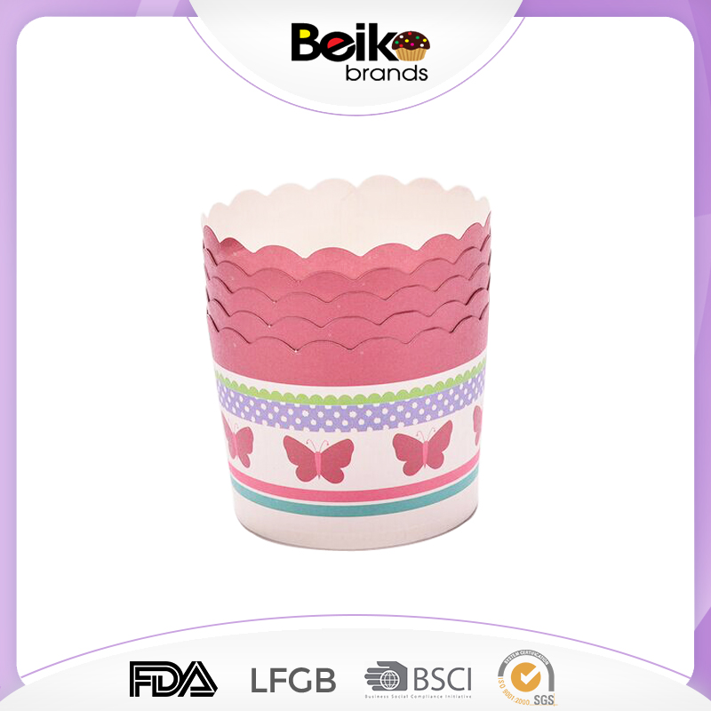 Colorful Decorative Baking Muffin Cake Tool Cupcake Cup Cake Cup