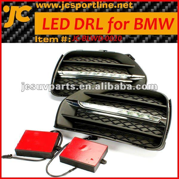 Car-specific LED Daytime Running Light for BMW X6 E71 A style