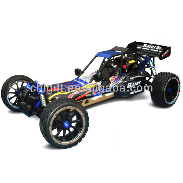 30cc 4WD 1/5 scale gas powered rc car