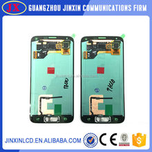 Hot sell Original lcd and digitizer assembly for samsung galaxy s5 lcd screen with good price