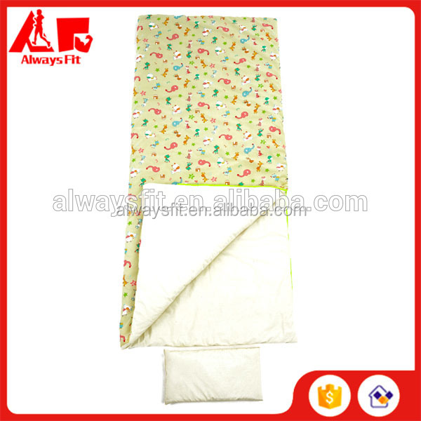 good quality kids slumber bags With CE and ISO9001 Certificates