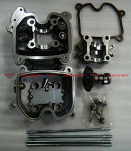 GY6 125CC or 150CC Scooter 4 valve Performance cylinder head kit