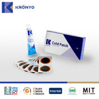 KRONYO tire repair tools kits rubber patch tyre puncture sealant