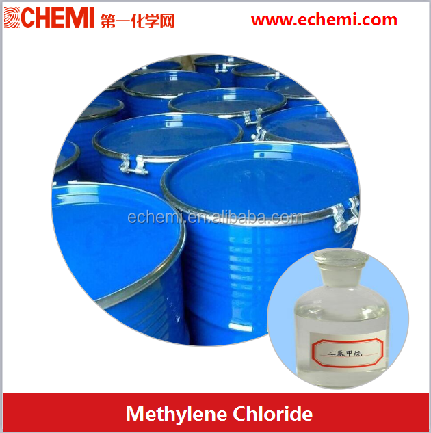 METHYLENE CHLORIDE Dichloromethane 99.99% Cas no:75-09-2