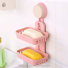 Cheap plastic soap dish soap basket bathroom soap holder
