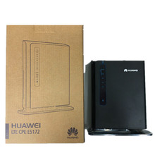 Unlock Huawei E5172 LTE/4G Mobile WiFi Wireless Router Hotspot- 150 Mbps Black