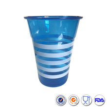 Reusable Logo custom printed wholesale heat resistance hard Plastic Cup