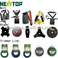Grass Cutter Trimmer Line/Nylon Trimmer Line- Belt,Blade,Strap,Connector for Brush Cutter