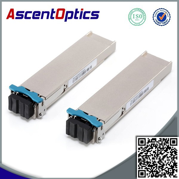 DWDM ITU 100GHZ serial pluggable XFP optic (LC) for up to 80km over SMF